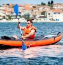 Trek aquatique sur les côtes nord de France