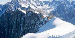 petit point sur l'Escaladedans les Alpes