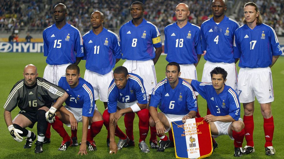 Football france danemark amical revival coupe du monde 2002 - Coupe du monde football en france ...