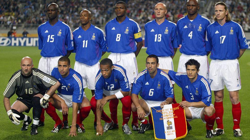 Football france danemark amical revival coupe du monde 2002 - Coupe du monde de foot 2002 ...