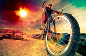 vtt fat bike electrique