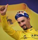 Le renouveau du tour de France grâce à Julian ALAPHILIPPE