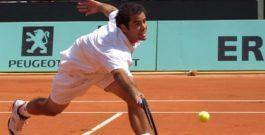 Pete Sampras : star du tennis