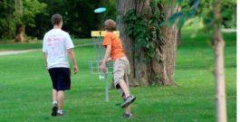 Nouveaux sports : le disc-golf