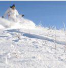 snow-kite et speed riding dans les Andes