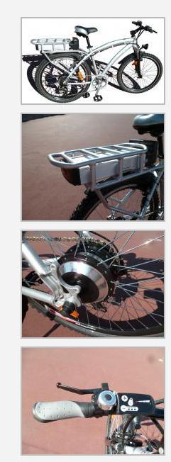 vélo électrique ville Luxor